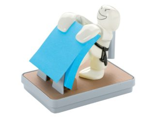 "Dispenser pentru notes adeziv Post-it® ""Z"" Karate"