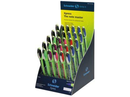 Display Fineliner Schneider Xpress
