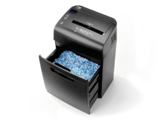Distrugător documente Dahle ShredMATIC®, 120 file