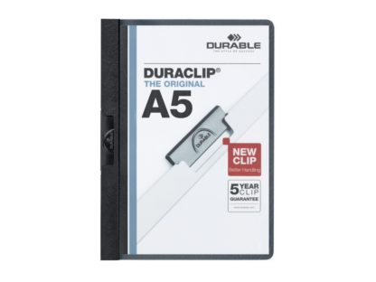 Dosar plastic Duraclip 30 A5 Durable model