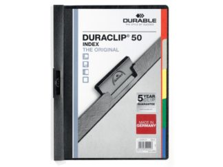 Dosar plastic Duraclip 50 Durable