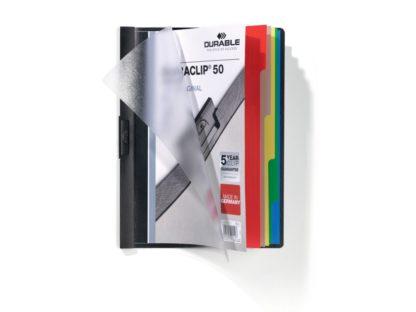 Dosar plastic Duraclip 50 Durable model