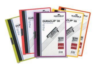 Dosar plastic Duraclip Original 30 Durable