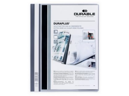 Dosar plastic șină Duraplus Durable
