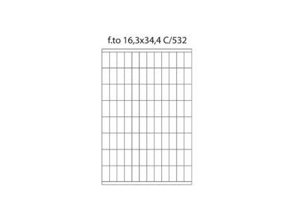 Etichete cu margini C/532