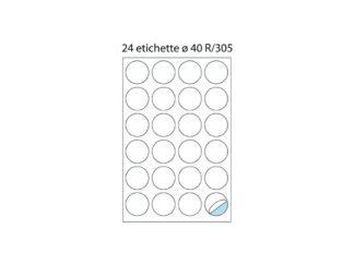 Etichete rotunde R/305