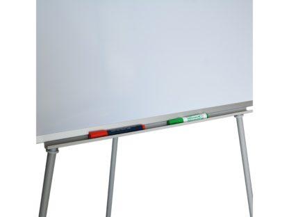 Flipchart eco magnetic 70x100 cm Bi-silque suport