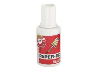 Fluid corector Paper-Ex cu pensulă
