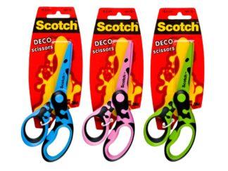 Foarfecă Scotch® Deco