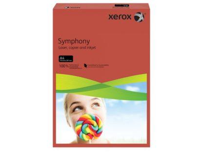 Hârtie color Xerox Symphony Intens roșu