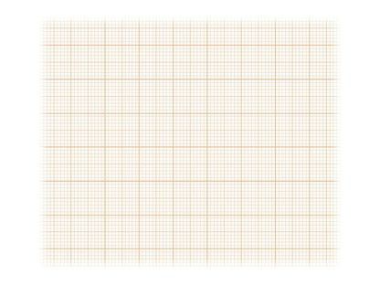 Hârtie milimetrică Clairefontaine maro