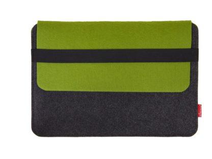 Husă pentru laptop Van Moose verde
