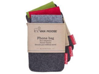 Husă pentru telefon Van Moose verde