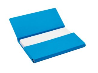 Mapă A4 din carton Jalema Secolor albastru