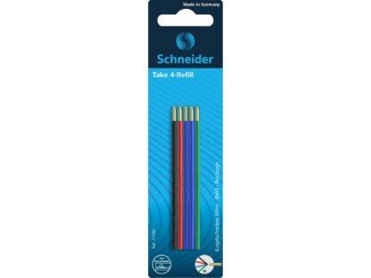 Mină Schneider Take 4 5 buc/set