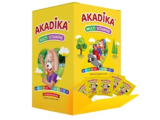 Multivitamine Akadika Lollipops 50 buc/cut
