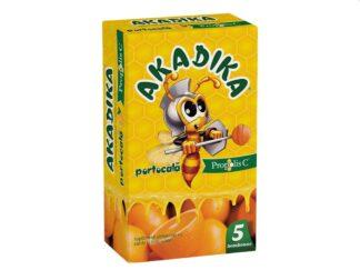 Multivitamine Akadika Propolis C Portocală 5 buc/cut