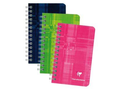 Notebook A7+ spiră Clairefontaine