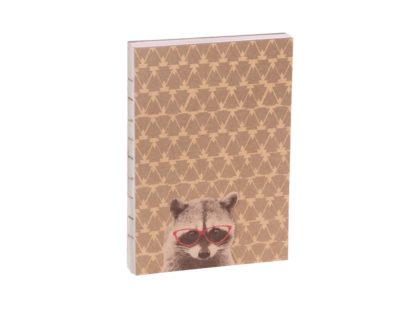 Notebook cusut Funny Company, A5, Clairefontaine 1