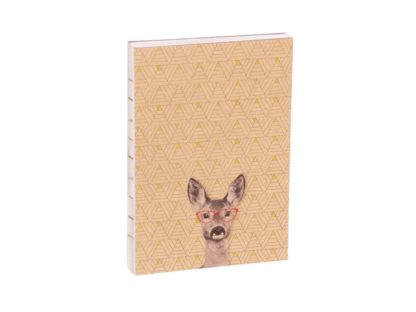 Notebook cusut Funny Company, A5, Clairefontaine 2