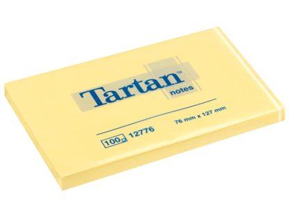 Notes adeziv Tartan 76 x 127 mm