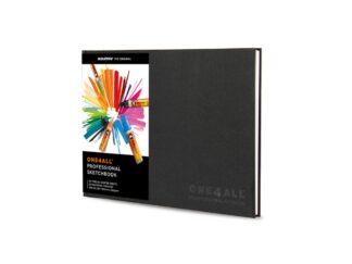 One4all Professional Sketchbook A4 landscape