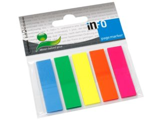 PageMarker film color 12 x 44 mm