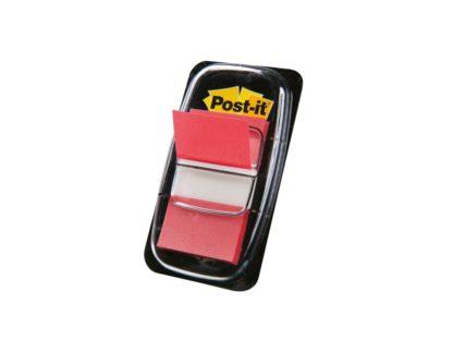 PageMarker Index Clasic Post-it® roșu