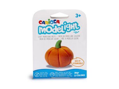 Plastilina ModeLight Carioca fructe, dovleac