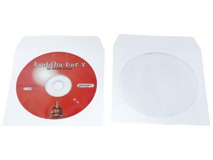 Plic pentru CD/DVD