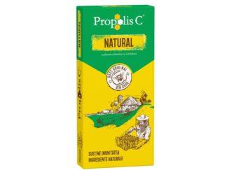 Propolis C natural 20 huse x 10 cpr