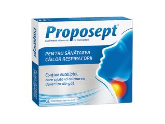 Proposept 20 huse/1bls x 10 cpr