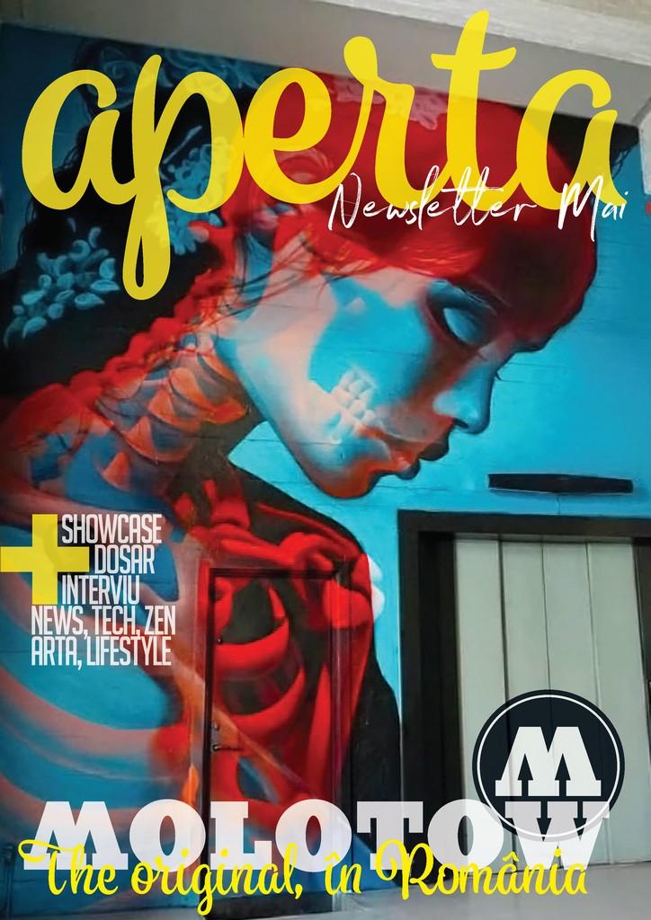 Revista Aperta 05-2018