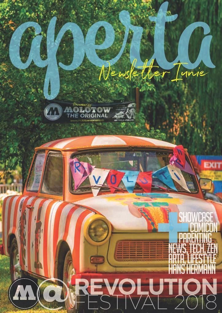 Revista Aperta 06-2018