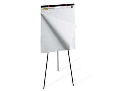 Rezervă flipchart adezivă Meeting Chart 30 coli/set, Post-it model