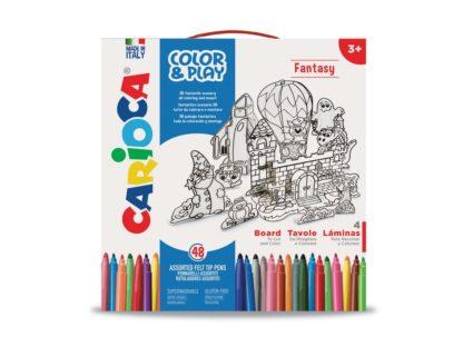 Set creativ Color & Play Carioca Fantasy cutie