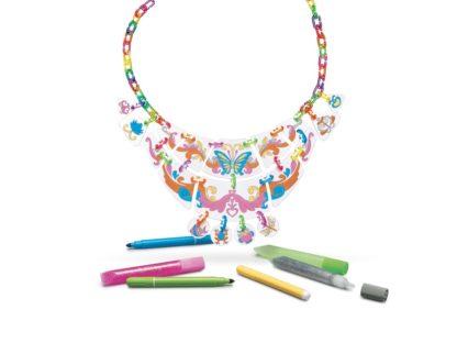 Set creativ Create & Color Carioca Bijoux Collier model