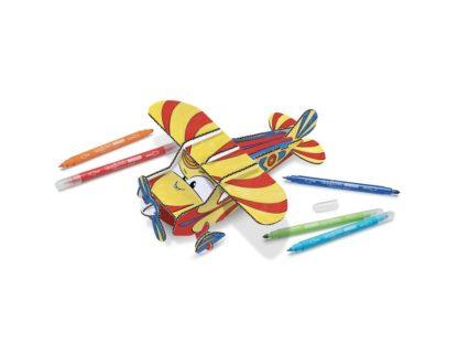 Set creativ Create & Color Carioca Jet Junior 3D model