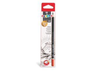 Set creioane B Carioca, 12 buc./ cutie