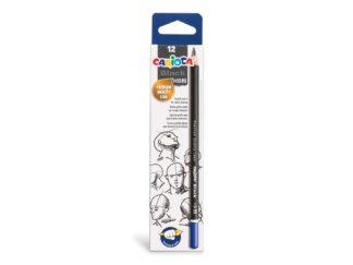 Set creioane HB Carioca, 12 buc./ cutie