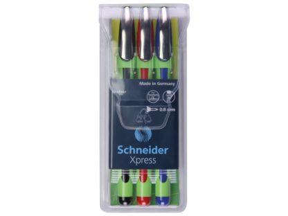 Set Fineliner Schneider Xpress
