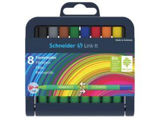 Set Liner Schneider Link-It 1,0 mm, 8 culori