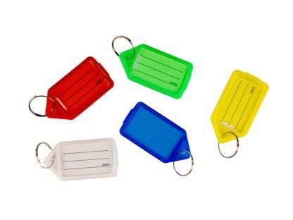 Set portetichete pentru chei