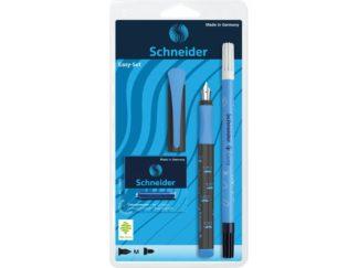 Set Stilou Schneider Easy Corry albastru