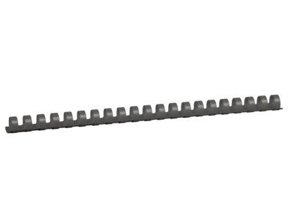 Spirală 16 mm din plastic negru