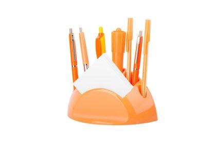 Suport compartimentat ICO Design portocaliu