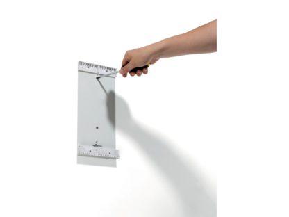 Suport metalic mural Durable montare 1