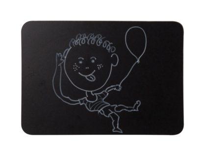 Tablă neagră fără ramă A4 Bi-Silque