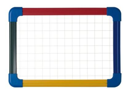 Tablă școlară cu ramă color A3 Bi-Silque