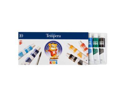 Tempera Creative Kids 10/set